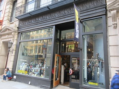 2019 Forbidden Planet Comic book store NYC 9189 (Brechtbug) Tags: 2019 forbidden planet comic book store nyc 13th street broadway new york city current location comicbook comics manhattan pulp pop culture funnies stores collectable toy toys south union square park chelsea facade front display window windows brit british uk english england organization business books news newspaper paper papers under ground 08242019 august