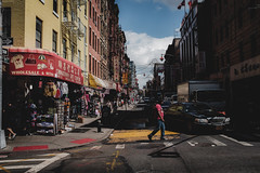 Chinatown NYC (Eric Anthony Balsamo) Tags: chinatown nyc manhattan newyork people fuji fujifilm x100f street streetphotography contrast