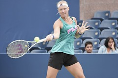norland d. cruz photography: dutch tennis player kiki bertens, ranked no. 7 in the world, practices in the grandstand court at the 2019 u.s. open in new york (norlandcruz74) Tags: summer sports netherlands dutch sport speed high nikon photographer tour gear august womens player iso tennis tournament event american shutter filipino singles pinoy wta dx usopen shutterbug grandslam 2019 d7200 norlandcruz kikibertens ny newyork lens zoom flushingmeadows queens telephoto nikkor telefoto top ranked