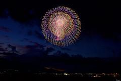 第31回 神明の花火 31th Fireworks of Sinmei (ELCAN KE-7A) Tags: 日本 japan 山梨 yamanashi 市川三郷 ichikawamisato 神明 shinmei 花火 fireworks ペンタックス pentax k3ⅱ 2019