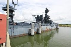 0B6A9948 (Bill Jacomet) Tags: battleship tx texas houston 2019