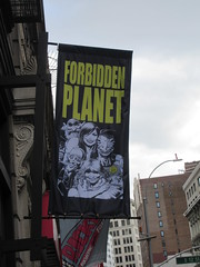 2019 Forbidden Planet Comic book store NYC 9206 (Brechtbug) Tags: 2019 forbidden planet comic book store nyc 13th street broadway new york city current location comicbook comics manhattan pulp pop culture funnies stores collectable toy toys south union square park chelsea facade front display window windows brit british uk english england organization business books news newspaper paper papers under ground 08242019 august