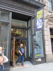 2019 Forbidden Planet Comic book store NYC 9188 (Brechtbug) Tags: 2019 forbidden planet comic book store nyc 13th street broadway new york city current location comicbook comics manhattan pulp pop culture funnies stores collectable toy toys south union square park chelsea facade front display window windows brit british uk english england organization business books news newspaper paper papers under ground 08242019 august