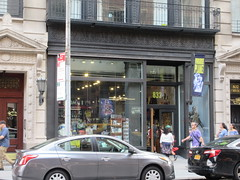 2019 Forbidden Planet Comic book store NYC 9168 (Brechtbug) Tags: 2019 forbidden planet comic book store nyc 13th street broadway new york city current location comicbook comics manhattan pulp pop culture funnies stores collectable toy toys south union square park chelsea facade front display window windows brit british uk english england organization business books news newspaper paper papers under ground 08242019 august