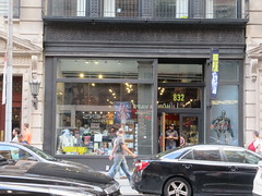 2019 Forbidden Planet Comic book store NYC 9156 (Brechtbug) Tags: 2019 forbidden planet comic book store nyc 13th street broadway new york city current location comicbook comics manhattan pulp pop culture funnies stores collectable toy toys south union square park chelsea facade front display window windows brit british uk english england organization business books news newspaper paper papers under ground 08242019 august