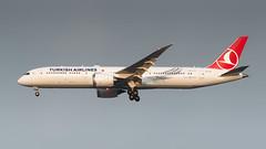 TC-LLD (gankp) Tags: tclld turkish boeing787 dreamliner washingtondullesinternationalairport boeing