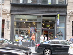2019 Forbidden Planet Comic book store NYC 9153 (Brechtbug) Tags: 2019 forbidden planet comic book store nyc 13th street broadway new york city current location comicbook comics manhattan pulp pop culture funnies stores collectable toy toys south union square park chelsea facade front display window windows brit british uk english england organization business books news newspaper paper papers under ground 08242019 august
