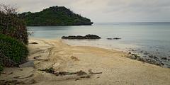 errances okinawiennes (3) (8pl) Tags: plage mer eau okinawa japon sable île nature vert bleu ciel rocher roche