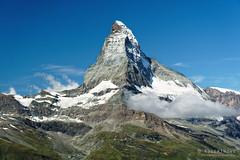 20190808-18-Matterhorn from Blauherd (Roger T Wong) Tags: 2019 alps blauherd matterhorn rogertwong sel24105g sony24105 sonya7iii sonyalpha7iii sonyfe24105mmf4goss sonyilce7m3 switzerland valais zermatt clouds mountain mountains travel triangle