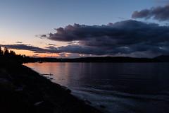 DSCF4659 (FNshutter) Tags: fujifilmx100f x100f millbay bc dusk clouds water ocean west coast ripples calm