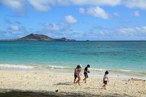 Kailua Beach Park A Photo On Flickriver