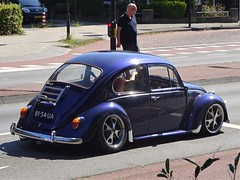 1972 Volkswagen 1200 (harry_nl) Tags: netherlands nederland 2019 deventer volkswagen käfer beetle 1200 8154ua sidecode2