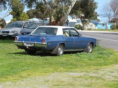 1976 Holden Statesman Deville (RS 1990) Tags: holden statesman 1976 deville car sedan blue milang southaustralia adelaide sunday 25th august 2019