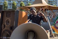 DJ Fietsen - AZC ism De Vrolijkheid
