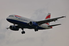 G-EUPS (3) (ANDY'S UK TRANSPORT PAGE) Tags: planes heathrow lhr britishairways 1338 a319