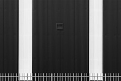 The black wall (jefvandenhoute) Tags: belgium belgië antwerp antwerpen harbour geometric shapes blackandwhite lines light
