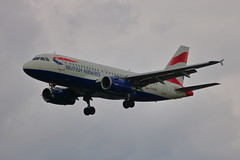 G-EUPE (2) (ANDY'S UK TRANSPORT PAGE) Tags: planes heathrow lhr britishairways 1193 a319
