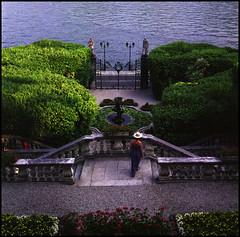 Rolleis Lake Como Experience 2019 (408) (Hans Kerensky) Tags: rolleiflex 35c 6x6 tlr fujifilm pro 160ns scanner plustek opticfilm 120 menaggio lake como italy 2019 tremezzina garden villa carlotta