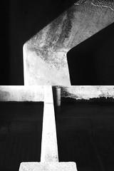 Lavoir, rue du Coudert, Limoges. (matériel brouilleur) Tags: toycamera superheadz powershovel digihari bnw minimal minimalism lavoir washhouse lavadero limoges hautevienne nouvelleaquitaine
