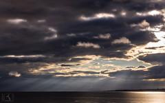La Falaise (EXPLORE) (stephanegachet) Tags: france bretagne morbihan finistère finistere sea seascape landscape cloud cloharscarnoët stephanegachet gachet paysage mer guidel