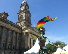 Big puppet at Bolton Food Festival 2019 (Tony Worrall) Tags: bolton boltonfoodfestival foodfestival event show annual outdoors fun entertainment actors alberthalls townhall architecture building puppet rainbow tall figure nw northwest north update place location uk england visit area attraction open stream tour country item greatbritain britain english british gb capture buy stock sell sale outside caught photo shoot shot picture captured ilobsterit instragram