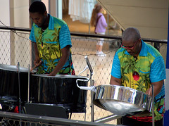 Steel drum calypso band at Bolton Food Festival 2019 (Tony Worrall) Tags: entertainment actors fun event show annual acts outdoors candid people costume bolton boltonfoodfestival nw northwest north update place location uk england visit area attraction open stream tour country item greatbritain britain english british gb capture buy stock sell sale outside caught photo shoot shot picture captured ilobsterit instragram