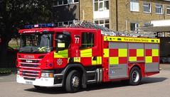 Luton - 77 - KX68 DSU (999 Response) Tags: bedfordshirefireandrescueservice bedfordshire fire and rescue service bedfordshirefire luton 77 kx68dsu