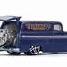 HotWheels - '55 Chevy Panel Chopper Out!
