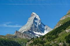 20190809-003-The Matterhorn from Zermatt (Roger T Wong) Tags: 2019 alps matterhorn rogertwong sel24105g sony24105 sonya7iii sonyalpha7iii sonyfe24105mmf4goss sonyilce7m3 zermatt mountains travel