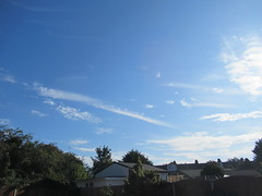 Sunday, 25th, A good deal of sunshine IMG_6953 (tomylees) Tags: kent morning summer august 2019 25th sunday weather sky blue