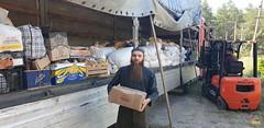 03. Разгрузка гуманитарной помощи 24.08.2019