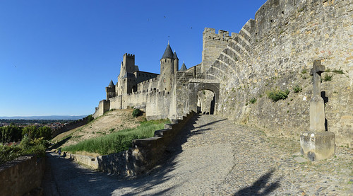 Porte de l'Aude Panorama, Carcassonne