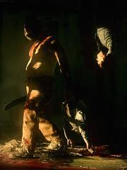 Butcher (Silfrax) Tags: screenshot games gamephotography theevilwithin tangogameworks