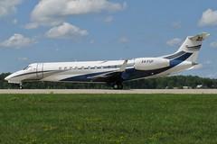 XA-FUF Embraer ERJ-135BJ Legacy 650 at KCLE (GeorgeM757) Tags: xafuf embraer erj135bj legacy bizjet businessjet kcle clevelandhopkins georgem757 aircraft aviation airplane airport canon650is