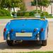 Triumph TR3. 1976