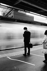 青梅駅 (柚子-YO) Tags: eos5 28mm18 kodak portra 160 japan 日本 青梅線 青梅駅 フィルム 写真 フィルム写真
