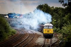 Feel the Noise (Andrew Shenton) Tags: dc rail 56091 56103 class56 grid hunslet leeds stourton 6z57