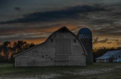 Back on the farm again. (dowellshots) Tags: edgeley farm north dakota