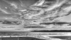 (mahler9) Tags: jaym november 2015 newport rhodeisland newengland clouds beach bw blackwhite monochrome lgg4