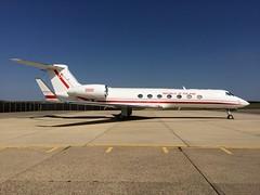 0001  G550 Polish A.F (aledy66) Tags: gulfstream glf5 aircraft airport luton eggw force air polish gvsp g550 gulfstream550 0001 poland republic