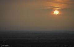 Sunrise at Velence (gergely.t.springer) Tags: hungary dreyelander velencelake bálinthilllookout magyarország nature landscape sight sunrise lookout