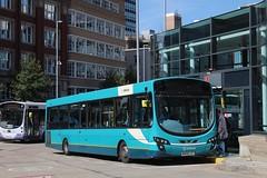 Arriva 2948 / MX09 LXT (TEN6083 (kieron mathews)) Tags: transport publictransport bus buses nebuses arriva arrivanorthwest 2948 manchester vdl wrightbus shudehillinterchange sb200 pulsar2 mx09lxt