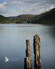 Howden Dam (Lumen01) Tags: water lake ladybower longexposure reservoir shoreline howden peakdistrict on1 on1raw nikon d800 derwentvalley derbyshire