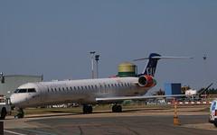 Bombardier CRJ-900 EI-GEF (sparkie001uk) Tags: eigef cityjet airlivery nwi norwichairport crj900 bombardiercrj900
