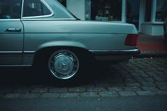 Stern (Frau Koriander) Tags: classiccar oldtimer car cars auto autos mercedes mercedesbenz benz daimler daimlerbenz germancar brinkum oldtimershowbrinkum cinematic
