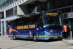 Johnson Bros. Tours YD19 GSV (TEN6083 (kieron mathews)) Tags: transport publictransport bus buses nebuses manchester vdl shudehillinterchange johnsonbrostours yd19gsv