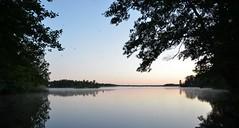 Midsommar morgon i Gimo. (johnerlandaxelsson@gmail.com) Tags: gimo uppland sverige morgon natur landskap johnaxelsson omanipulerad