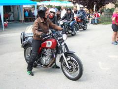 YAMAHA SR (John Steam) Tags: oldtimertreffen vintage meeting mehring teisendorf bayern germany 2019 motorcycle motorbike motorrad einzylinder yamaha sr lady