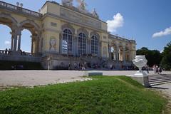 Gloriette, Schloss Schönbrunn, Wien (AWe63) Tags: schloss schönbrunn chateau schlosspark park pentax pentaxk1mkii cawe63 gloriette