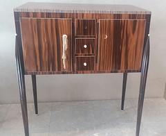 art deco cabinet (sftrajan) Tags: émilejacquesruhlmann artdeco 1920s furniture museum lyon france decorativearts muséedesbeauxartsdelyon